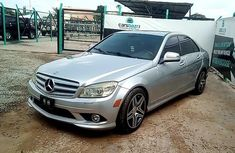 Very Clean Nigerian used Mercedes-Benz C350 2008