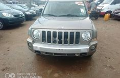 Tokunbo Jeep Liberty 2008 Model Grey