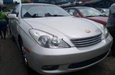 Tokunbo  Lexus ES 2003 Model Grey