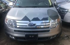 Foreign Used 2008 Ford Edge Petrol