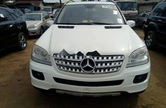 Neat Foreign used 2008 Mercedes-Benz ML350
