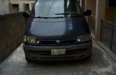 Nigeria Used Nissan Serena 2001 Blue
