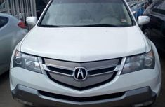 Clean Foreign used Acura MDX 2007