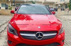 Foreign Used Mercedes-Benz CLA-Class 2014 Petrol