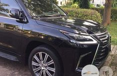 Foreign Used Lexus LX570 2017 Model
