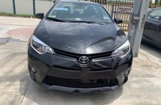 Foreign Used 2016 Toyota Corolla for sale in Lagos