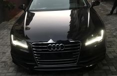 Foreign Used Audi A7 2015 Automatic