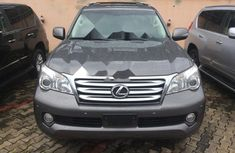 Tokunbo Lexus GX 2011 Model Grey