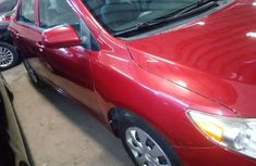 Foreign Used Toyota Corolla 2011 Petrol Automatic Red