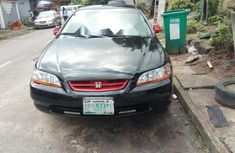 Nigerian Used 2002 Honda Accord Automatic