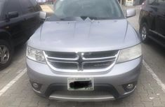Nigeria Used Dodge Journey 2015 Model Silver
