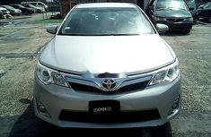 Nigeria Used Toyota Camry 2012 Model Silver