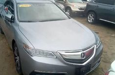 Foreign Used Acura TL 2015 Petrol Automatic