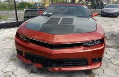 Neat Foreign used Chevrolet Camaro 2015