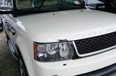 Foreign Used Land Rover Range Rover Sport 2007 Model White
