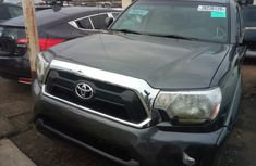 Tokunbo Toyota Tacoma 2015Model Grey