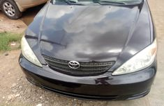 Foreign Used Toyota Camry 2003 Manual