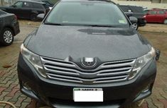 Nigeria Used Toyota Venza 2010 Model Grey