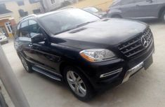 Foreign Used 2014 Mercedes-Benz ML350 for sale in Lagos