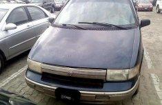 Nigeria Used Mercury Villager 1995 Model Blue