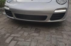 Neat Foreign used Porsche Carrera 2009