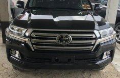 Tokunbo Toyota Land Cruiser 2017 Model Black