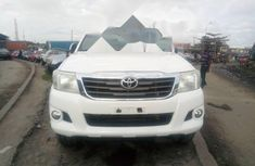 Foreign Used 2015 Toyota Hilux for sale in Lagos