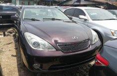 Foreign Used Lexus ES 2006