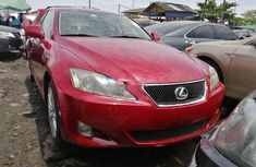 Foreign Used 2008 Lexus IS Petrol