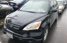 Properly maintained Nigerian used 2008 Honda CR-V