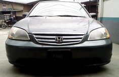 Nigeria Used Honda Civic 20003 Model Green
