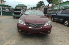 Used Lexus ES 350 Foreign 2006 Model Red
