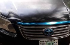 2007 Used Toyota Avalon Nigeria Black for Sale