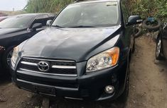 2010 Toyota RAV4 Foreign Used Green for Sale