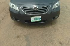 Nigeria Used Toyota Camry XLE Foreign 2008 Model Black