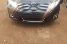 Toyota Venza 2009 Model Foreign Used Black