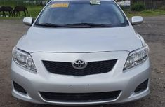 Toyota Corolla for Sale in Lagos Tokunbo 2010 Model