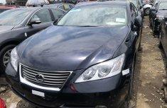 Used Lexus ES 350 2008 Foreign Used Black Sedan