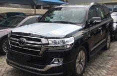 Toyota Land Cruiser Prado New 2019 Model Black