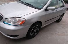 Nigerian used Toyota Corolla 2005 model