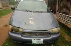 Nissan Quest Naija Used 1999 Blue SUV in Lagos
