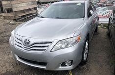 Foreign Used Toyota Camry 2008 Silver Sedan