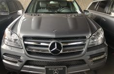 Used Mercedes Benz GL450 Foreign 2012 Model Beige