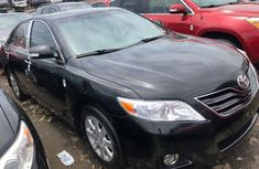 Foreign used Toyota Camry Black 2010 Model