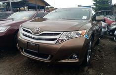 Toyota Venza 2010 Foreign Used Brown for Sale