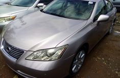2007 Lexus ES 350 Foreign Used Silver for Sale