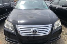 Foreign Used Toyota Avalon 2004 Model Black