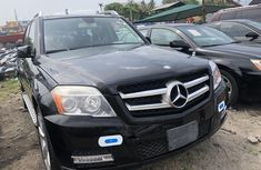 2011 Mercedes Benz GLK Foreign Used Black for Sale