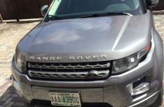 Land Rover Range Rover Evoque Naija Used 2013