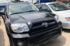 Toyota 4Runner 2007 Foreign Used Black Colour in Apapa